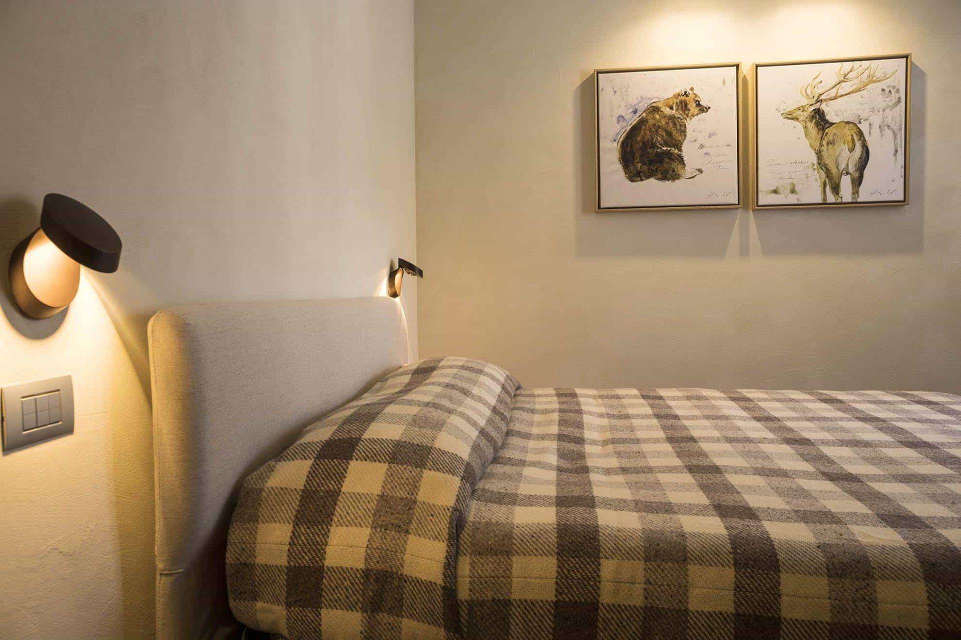 Ristrutturazione e interior design appartamento Courmayeur - Le Betulle - Zanetti Cantieri