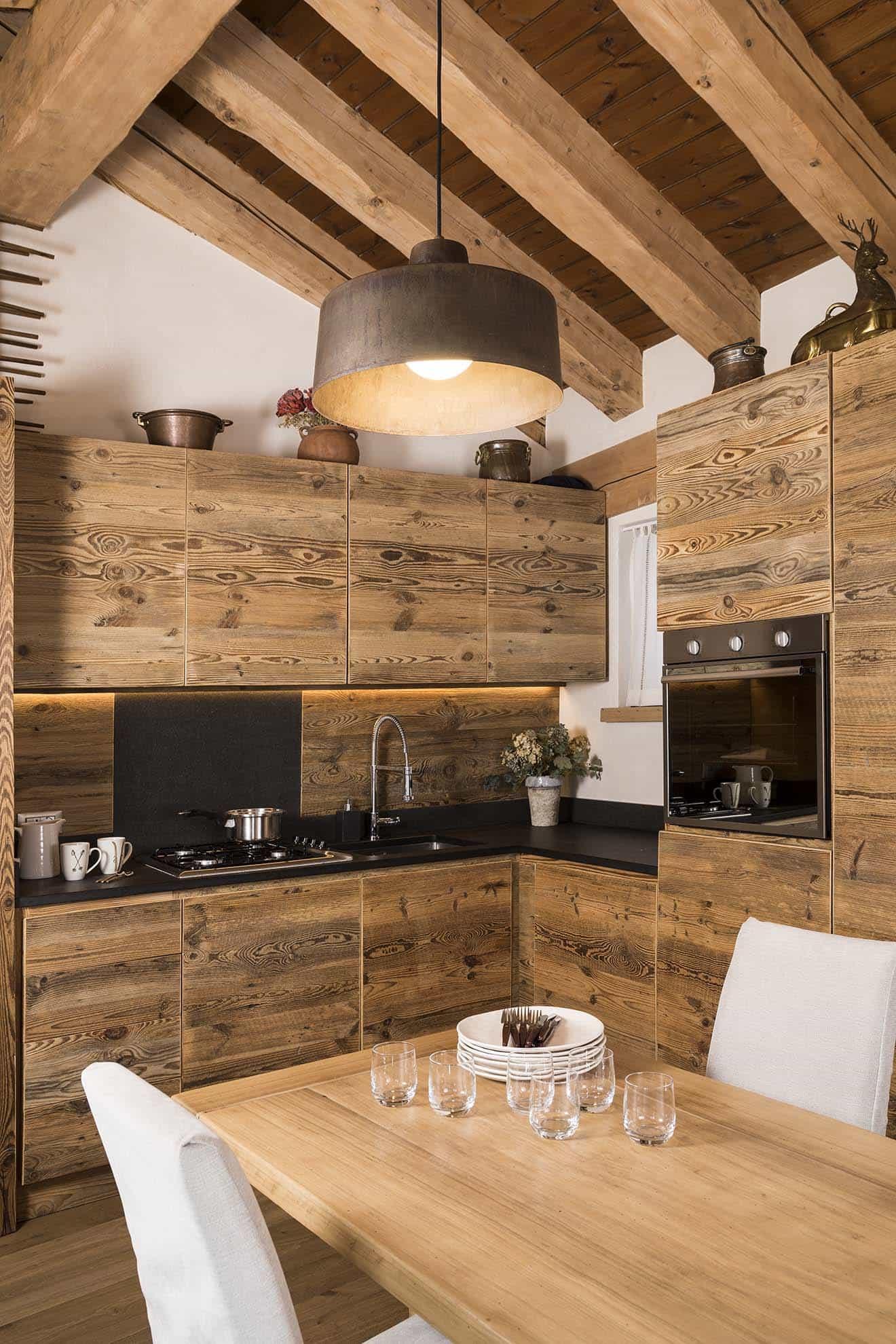 Ristrutturazione e interior design appartamento Pré Saint Didier - Zanetti Cantieri