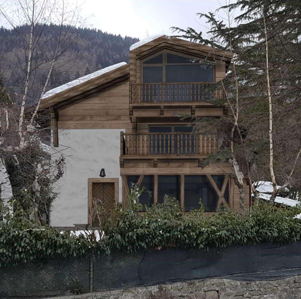 Ristrutturazione e ampliamento villa indipendente - Zanetti Cantieri