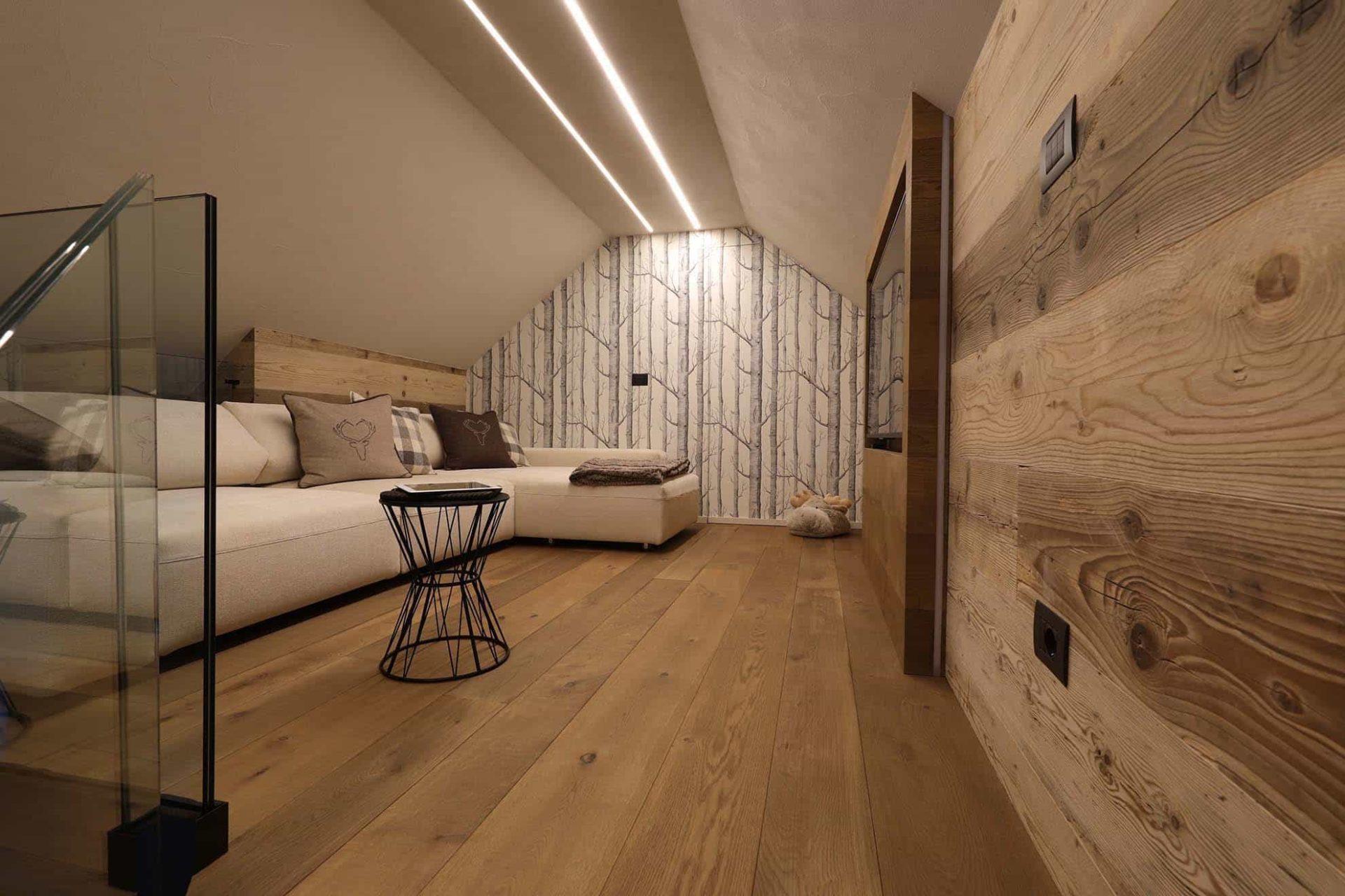 Progettazione ristrutturazione - Appartamento Courmayer Le Betulle - Zanetti Cantieri