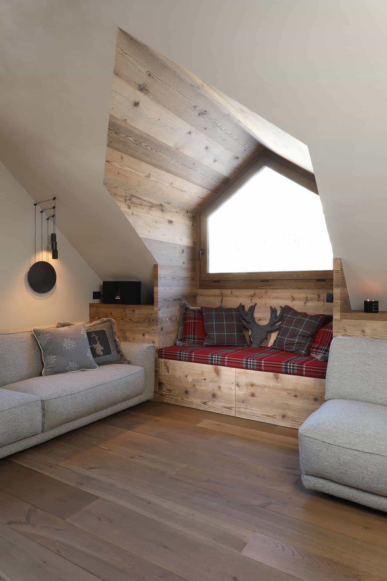 Progettazione ristrutturazione e interior design - Appartamento Courmayer Le Betulle - Zanetti Cantieri